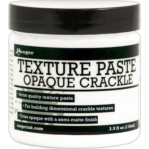 Ranger Crackle Texture Paste 4oz