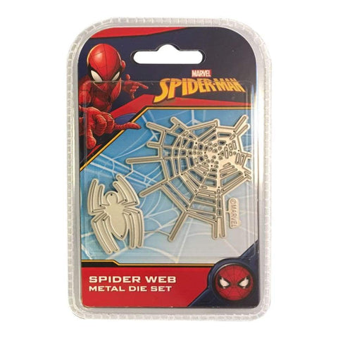 Marvel Spider Man Die Set Spider Web