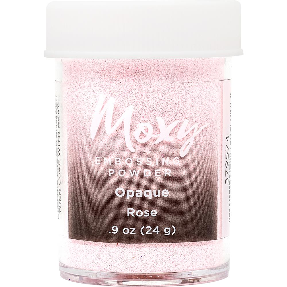 Moxy Opaque Finish Embossing Powder 1oz - Blush