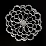 Poppy Crafts Dies - Ornate Flower Die Design