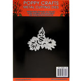 Poppy Crafts Dies - Candle #2 Die Design