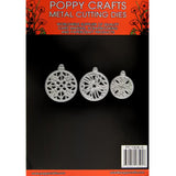 Poppy Crafts Dies - Christmas Ornament #4 Die Design