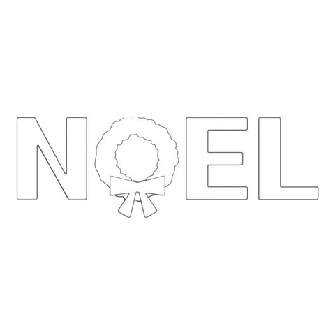 Penny Black Creative Dies - Wreath Noel