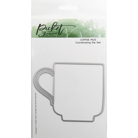 Picket Fence Studios Steel Dies Coffee Mug