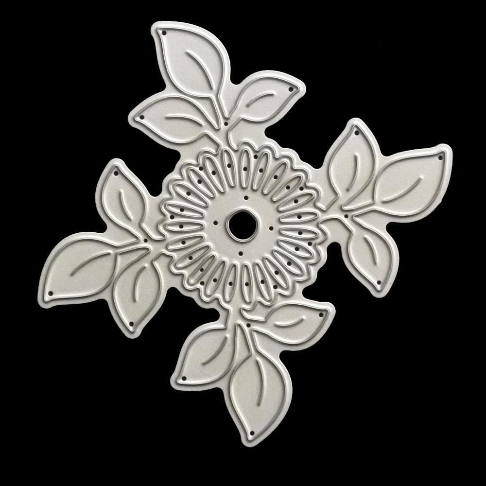 Poppy Crafts - Floral Daisy #8 die