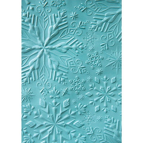 Sizzix 3-D TIEF - Winter Snowflakes