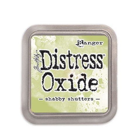 Tim Holtz Distress Oxides Ink Pad - Shabby Shutters