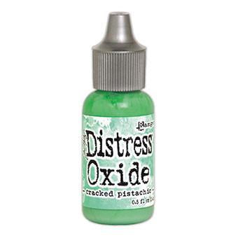 Tim Holtz Distress Oxide Reinkers - Cracked Pistachio