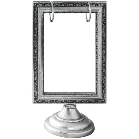Idea-Ology Metal Flip Frame with Stand 10.375 inch