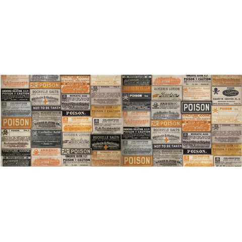 Idea-Ology Collage Paper 6X6yds Halloween