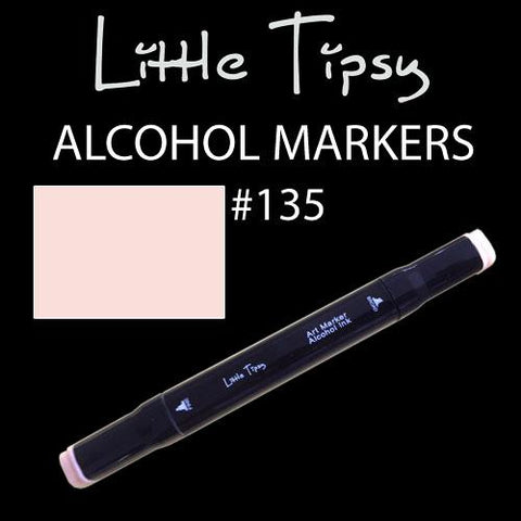 Little Tipsy Double Ended Alcohol Ink Marker - Colour - 135