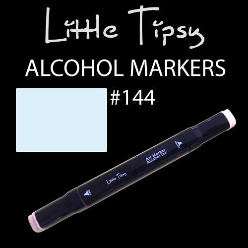 Little Tipsy Double Ended Alcohol Ink Marker - Colour - 144