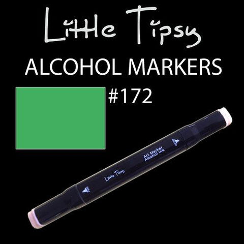 Little Tipsy Double Ended Alcohol Ink Marker - Colour - 172