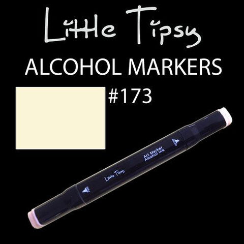 Little Tipsy Double Ended Alcohol Ink Marker - Colour - 173