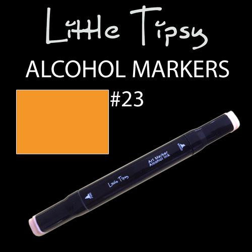 Little Tipsy Double Ended Alcohol Ink Marker - Colour - 23