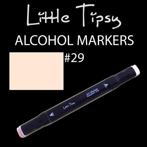 Little Tipsy Double Ended Alcohol Ink Marker - Colour - 29