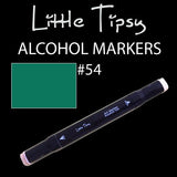 Little Tipsy Double Ended Alcohol Ink Marker - Colour - 54