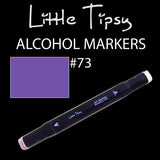 Little Tipsy Double Ended Alcohol Ink Marker - Colour - 73