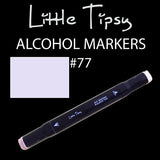 Little Tipsy Double Ended Alcohol Ink Marker - Colour - 77