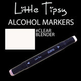Little Tipsy Double Ended Alcohol Ink Marker - BLENDER