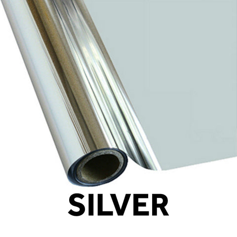 Universal Crafts - Adhesive foil roll - Silver