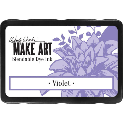 Wendy Vecchi Make Art Dye Ink Pads - Violet