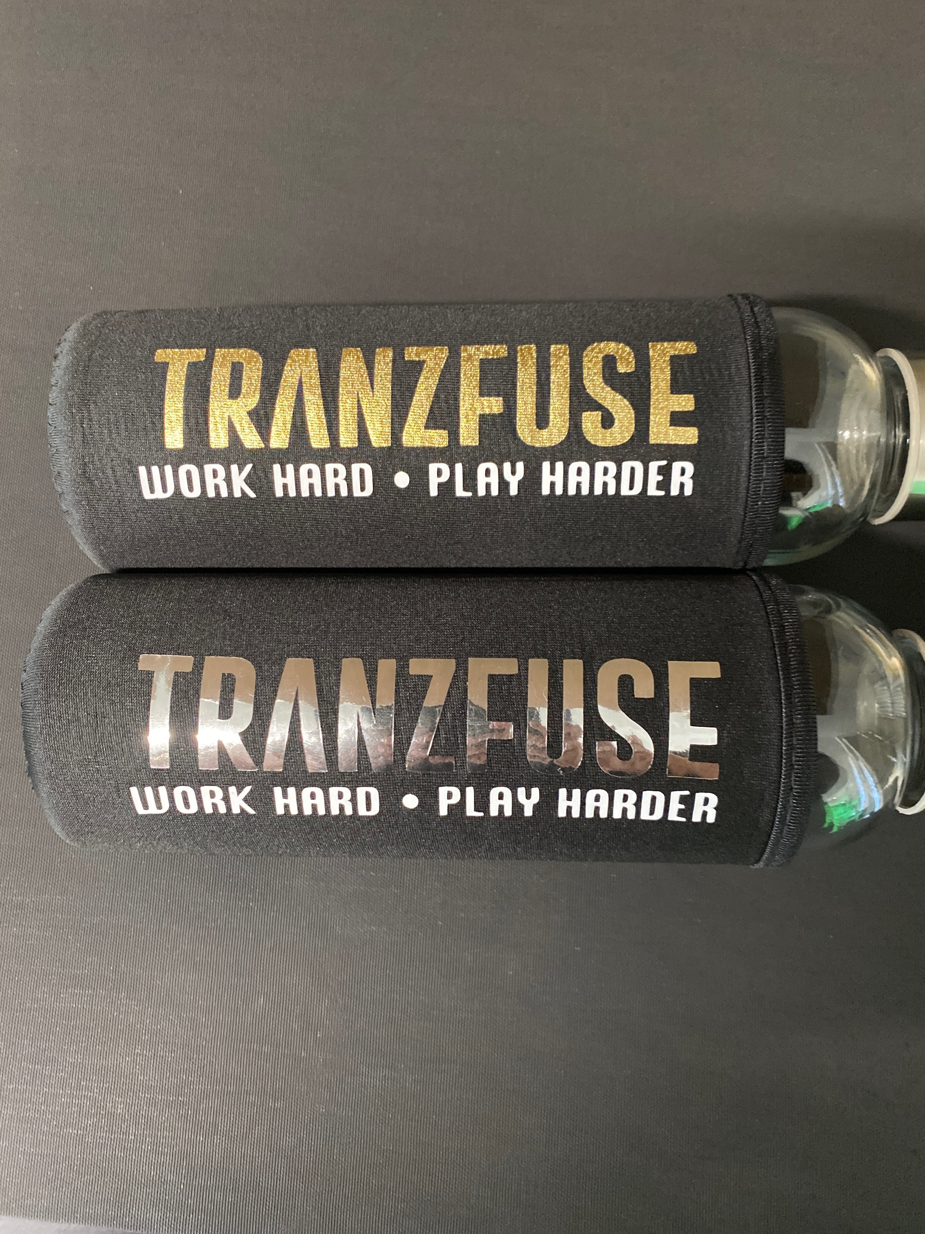 TRANZFUSE GLASS+ Koozie
