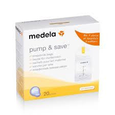 Medela Pump and Save Bags