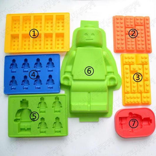 Building Bricks Mold