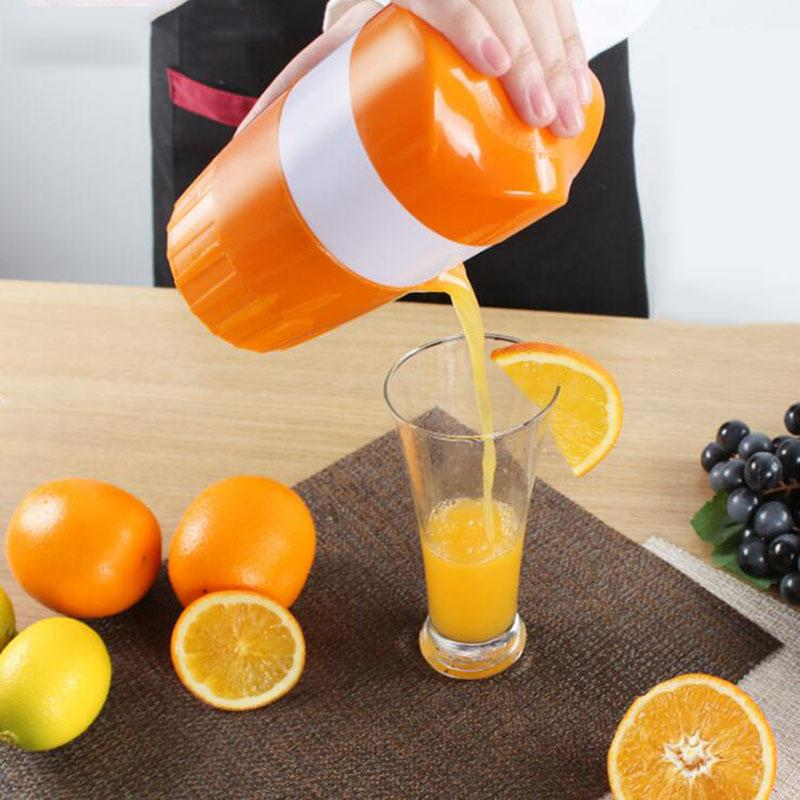 Portable Orange Juicer