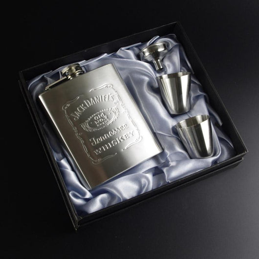 Copy of Jack Daniels Flask Gift Box