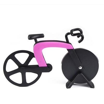 Bike Pizza Roller Cutter
