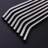 Stainless Steel Straws (8pcs/set)