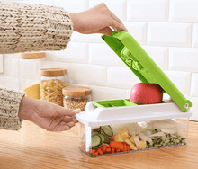 Multifunctional Vegetable and Fruit Shredder