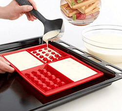 Waffle Maker Silicone Mold