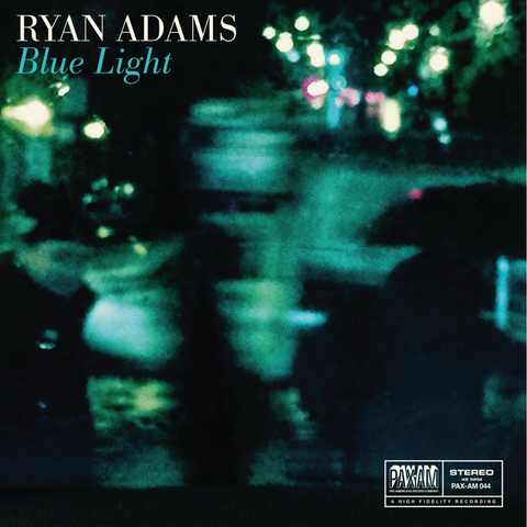 "Blue Light 7"" (Blue) - Ryan Adams UK"