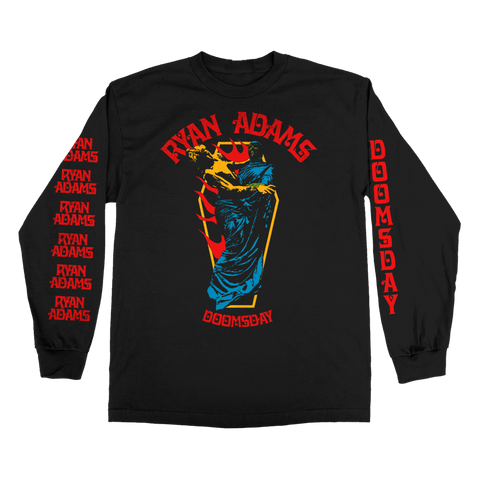 Doomsday Long Sleeve Tee - Ryan Adams UK