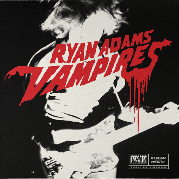 "Vampires 7"" (Blue) - Ryan Adams UK"