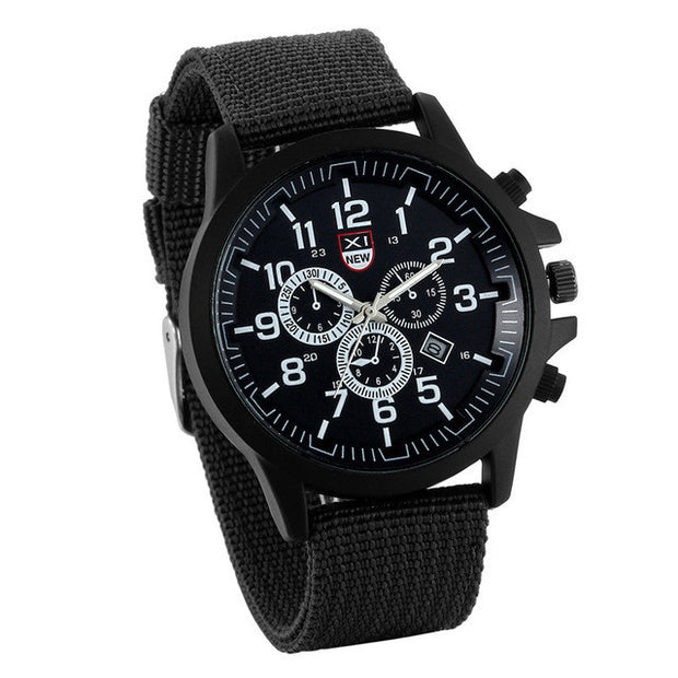 Black OPS Sports Watch by 11th