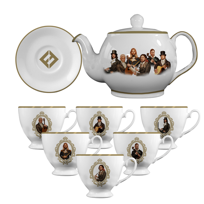 Tea Set - Foo Fighters UK