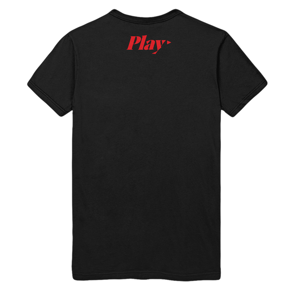 Play Black Tee + Digital - Foo Fighters UK