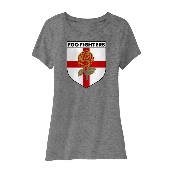 English Rose Babydoll Tee - Foo Fighters UK