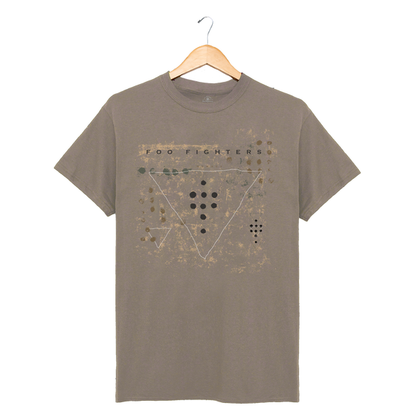Self-Titled Abstract Tee