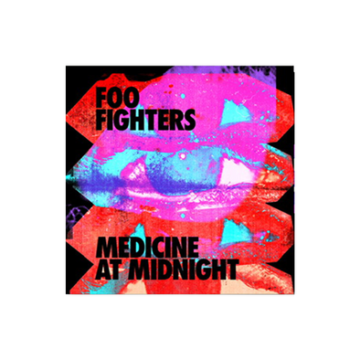 Medicine At Midnight Digital Album