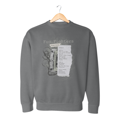 Rough Mixes Tape Crewneck Sweatshirt