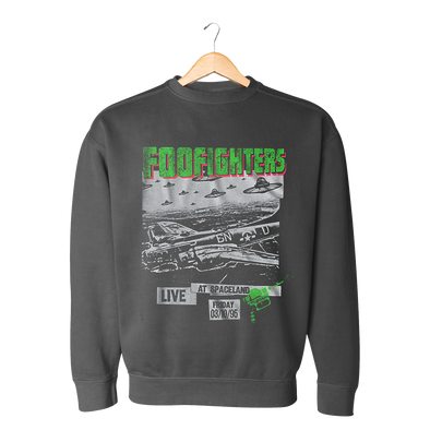 Spaceland Crewneck Sweatshirt