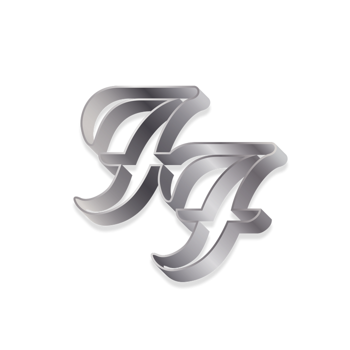 FF Cookie Cutter - Foo Fighters UK