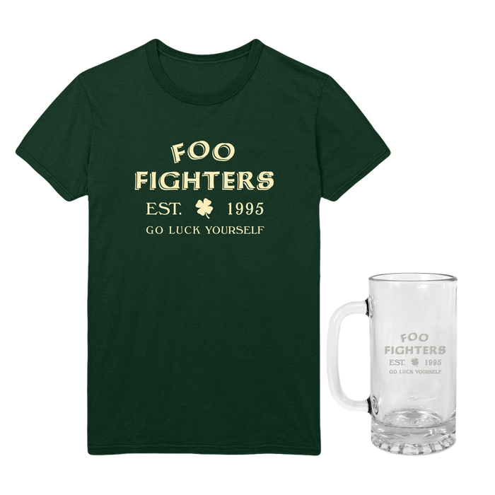 Go Luck Yourself Bundle - Foo Fighters UK