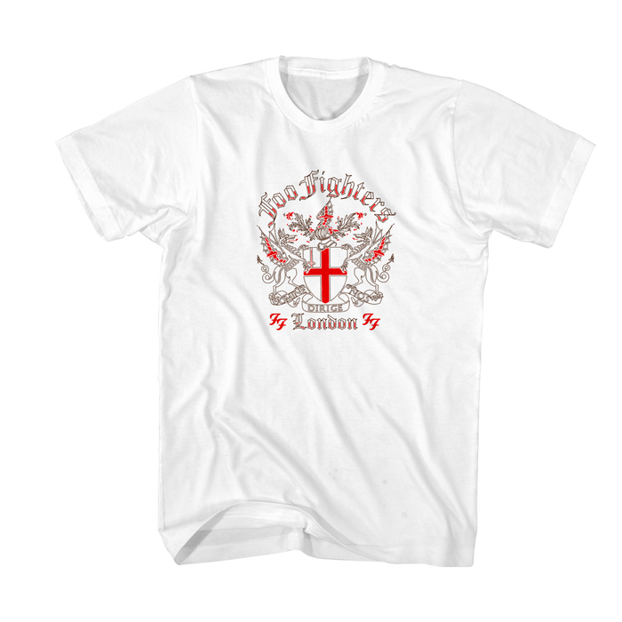 London Crest Tee - Foo Fighters UK