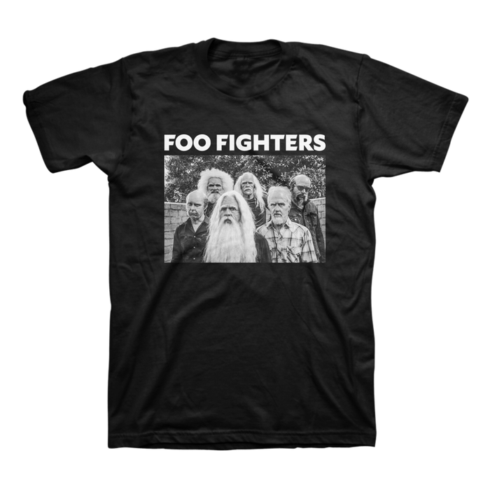 Photo Tee - Foo Fighters UK